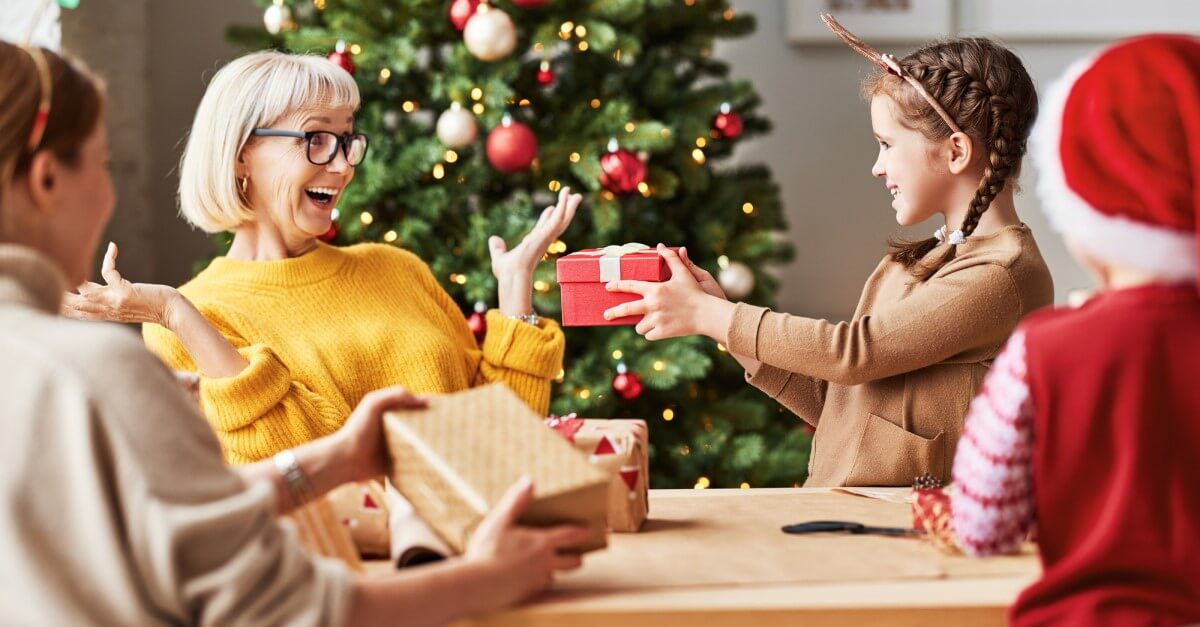 What are the best Christmas gifts for grandma?