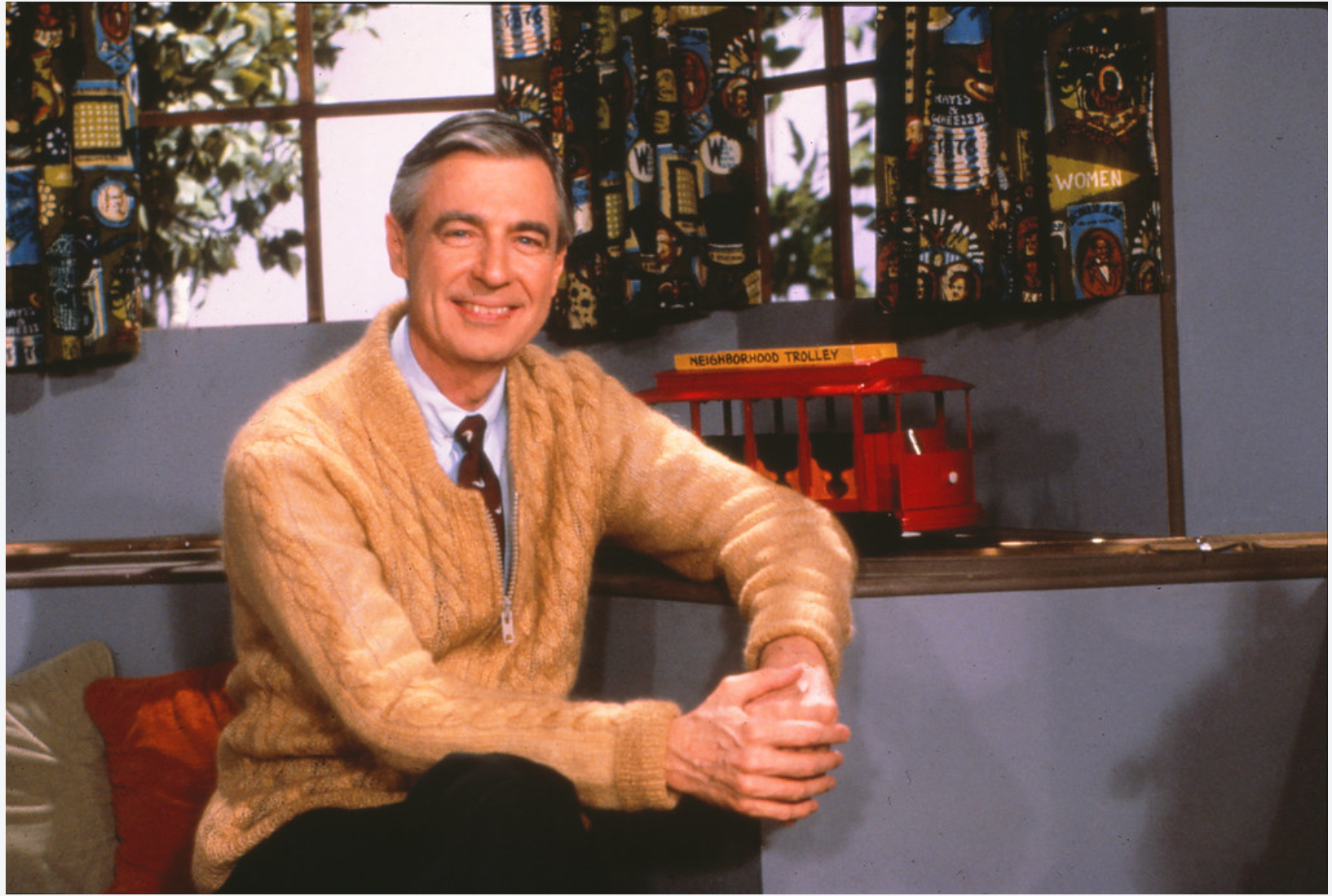 Tips Parents Learn from Mister Rogers