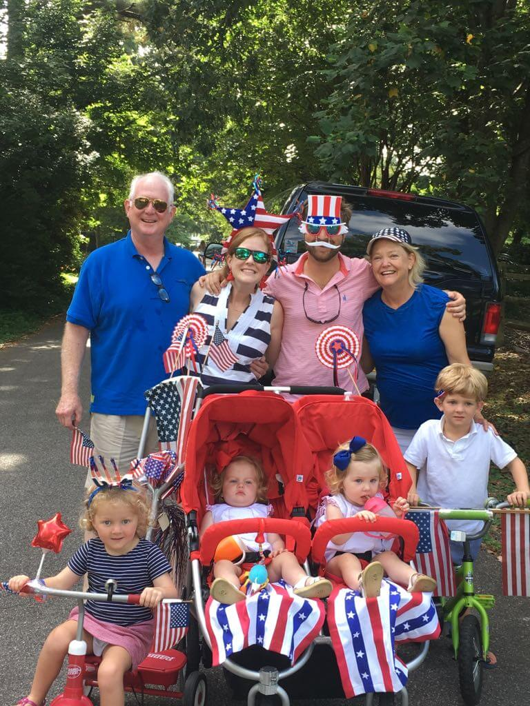 4th of July outfit ideas for the family
