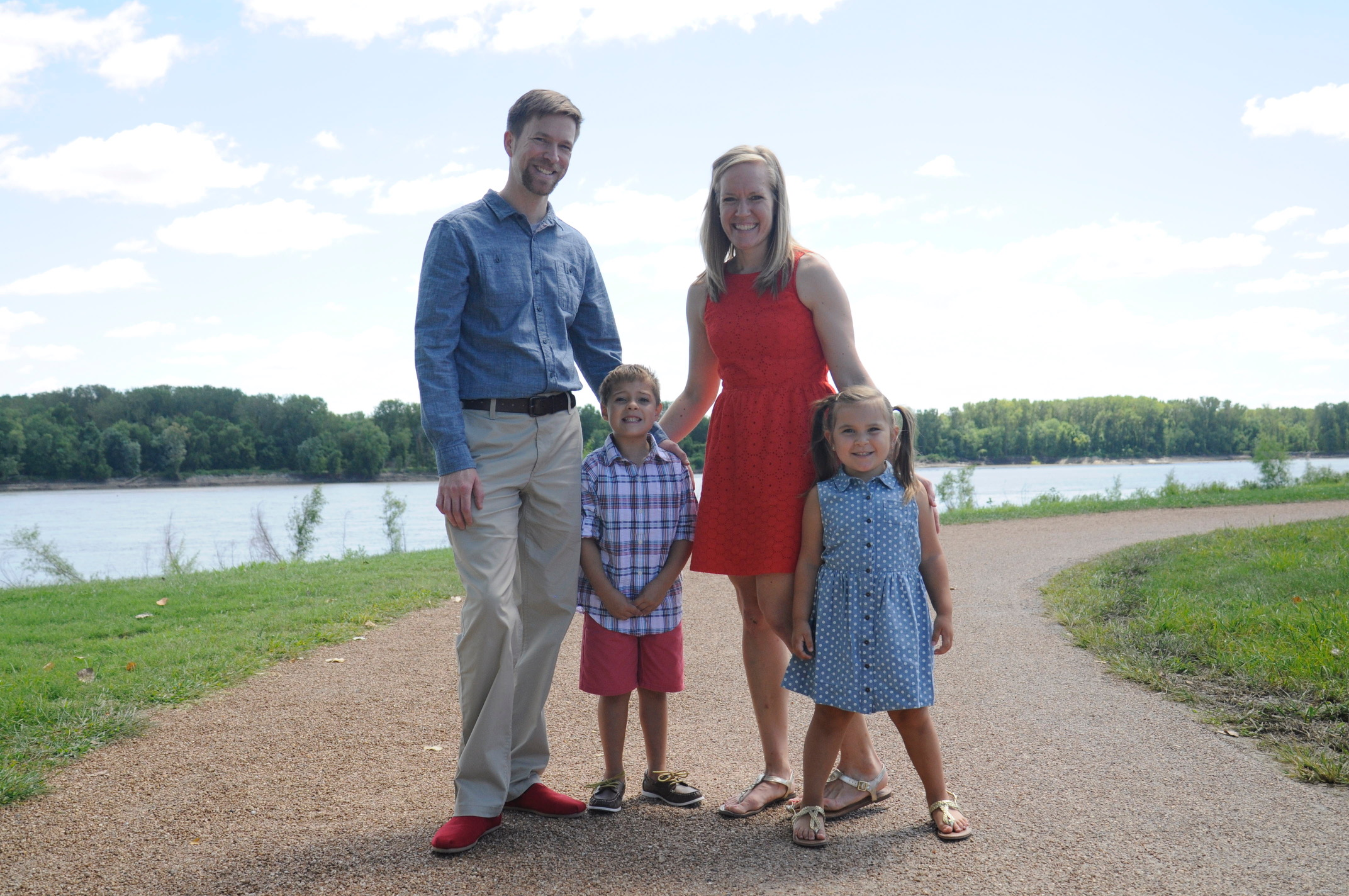 foster care adoption story. Marcy Bursac and family