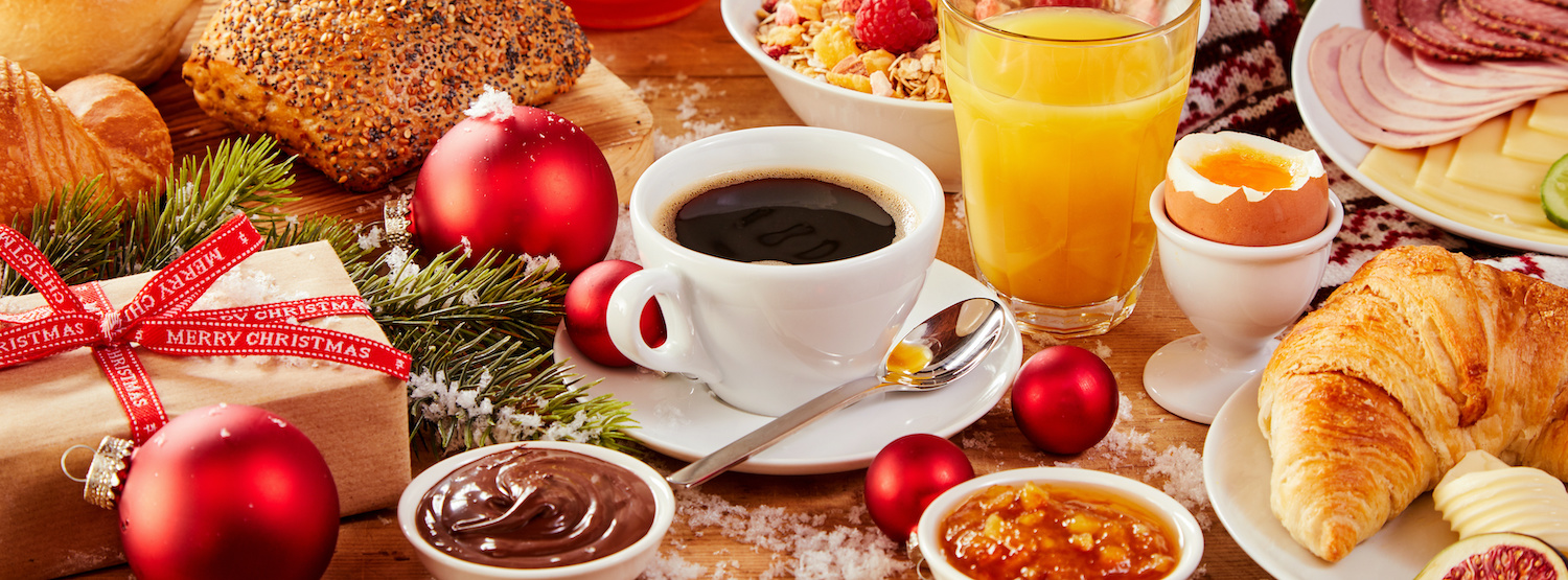 make-ahead Christmas breakfast