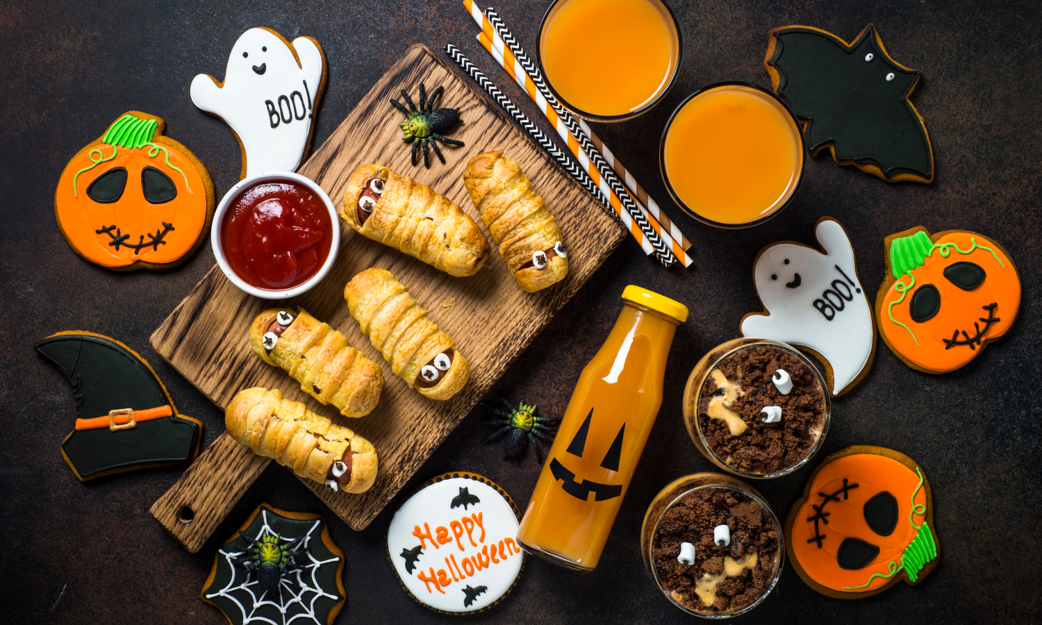 Halloween treats and food idea