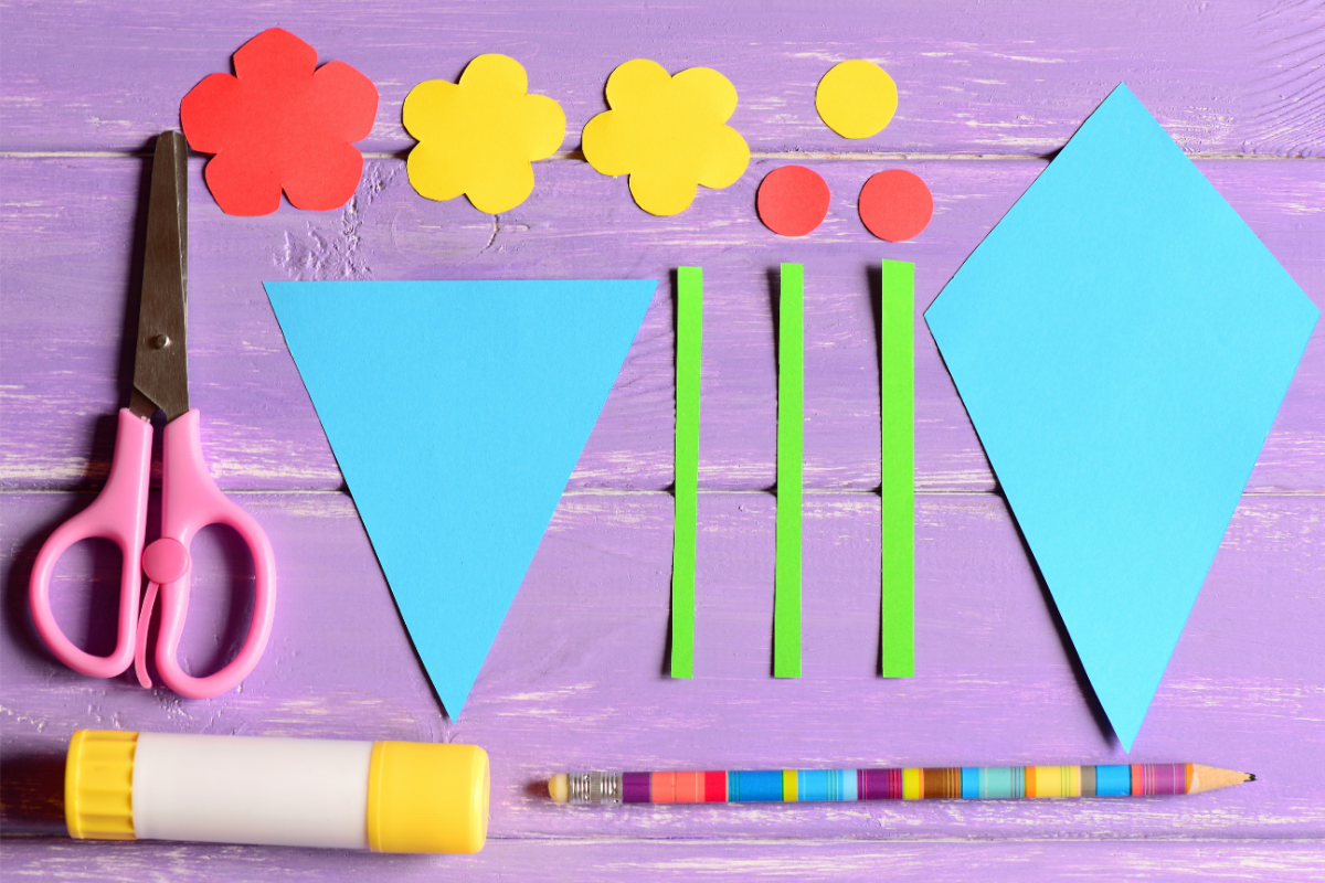 mother's day craft idea kite