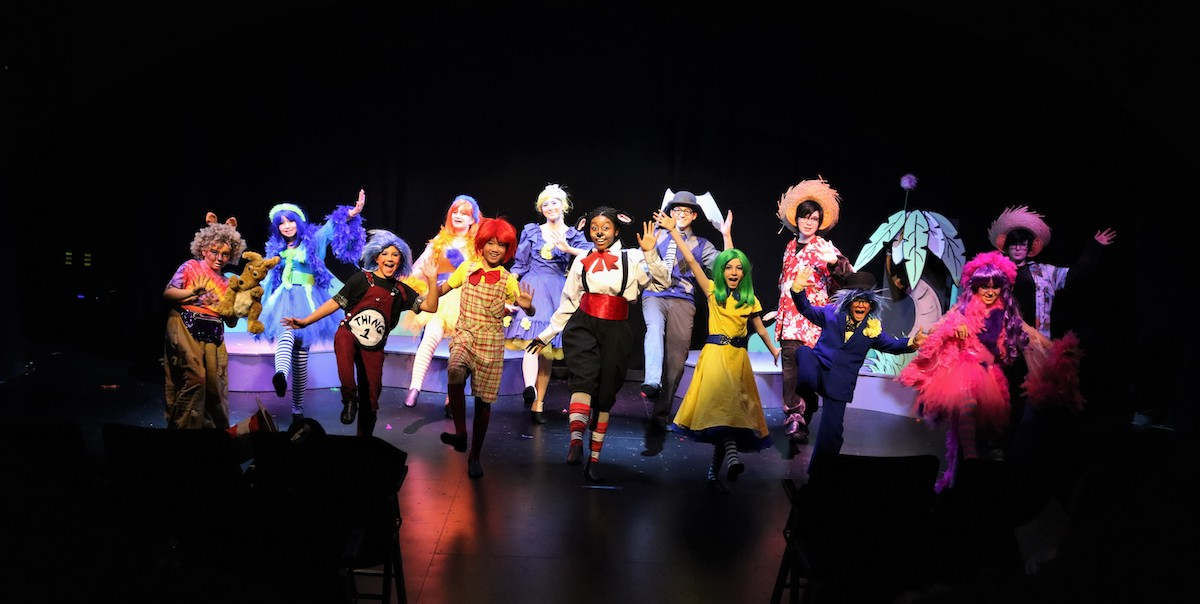 The Rich Theatre Company Seussical the Musical