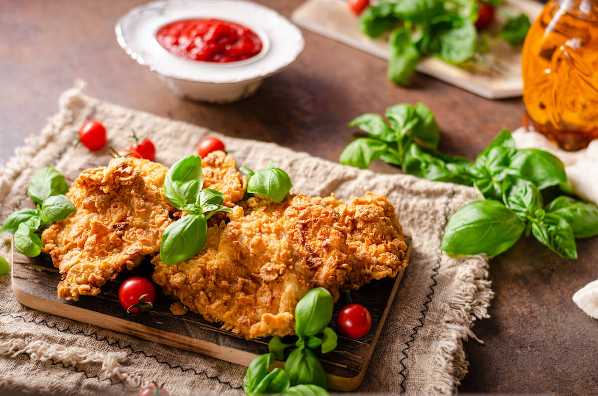 Babby S Easy And Delicious Cornflake Chicken Recipe Familyapp