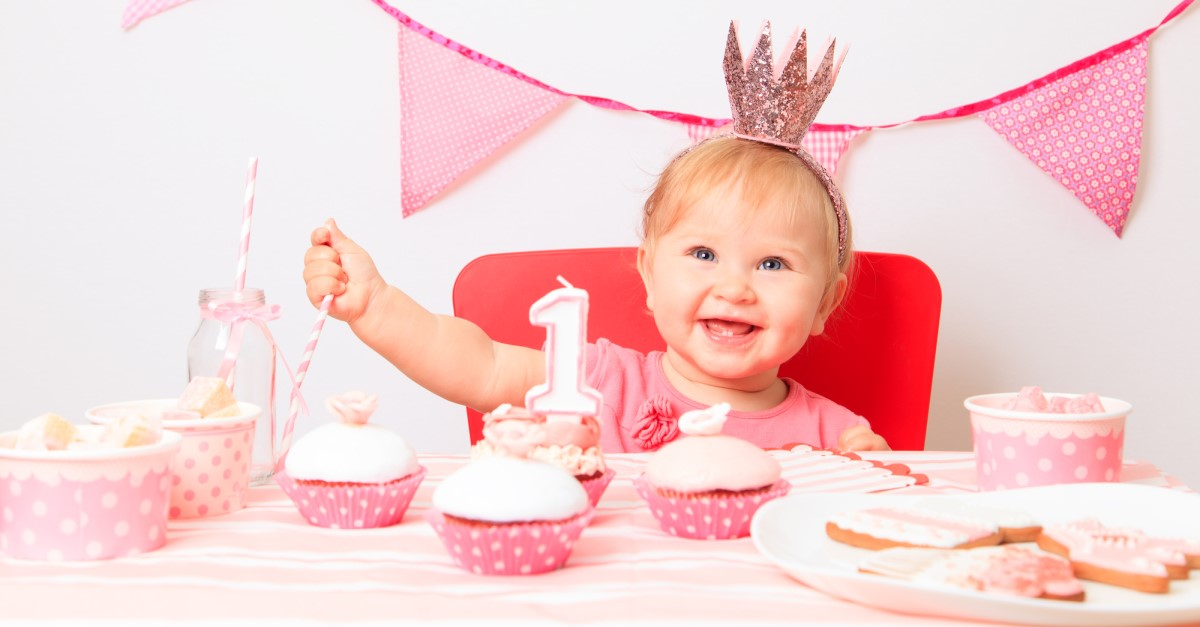 Baby's First Birthday Party Ideas