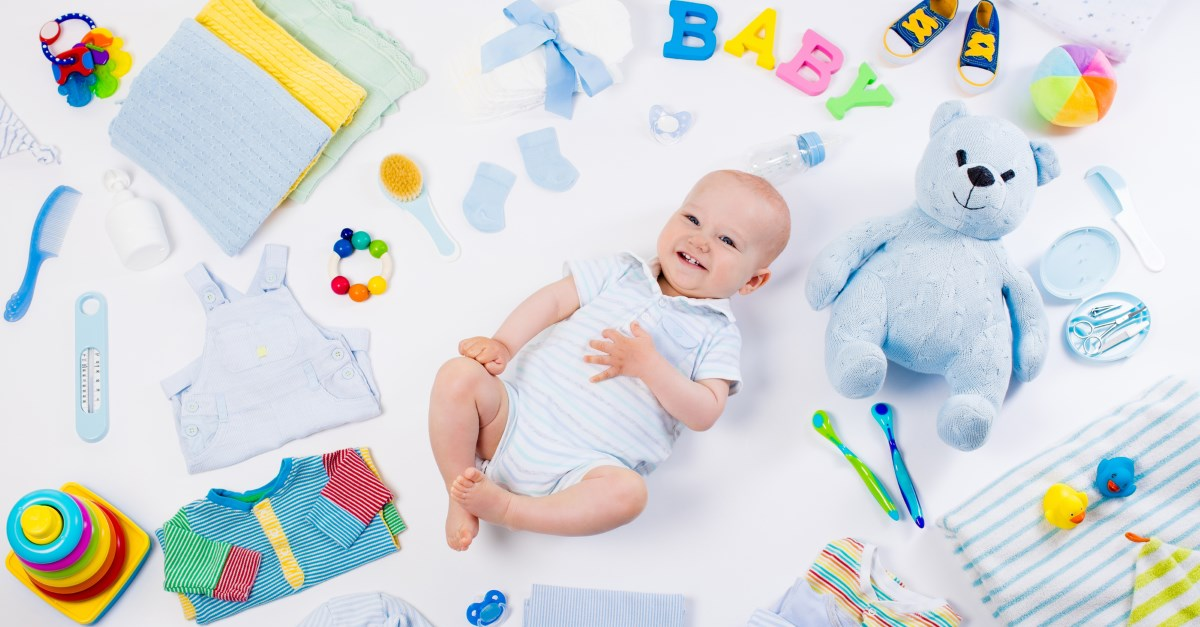 checklist for baby stuff