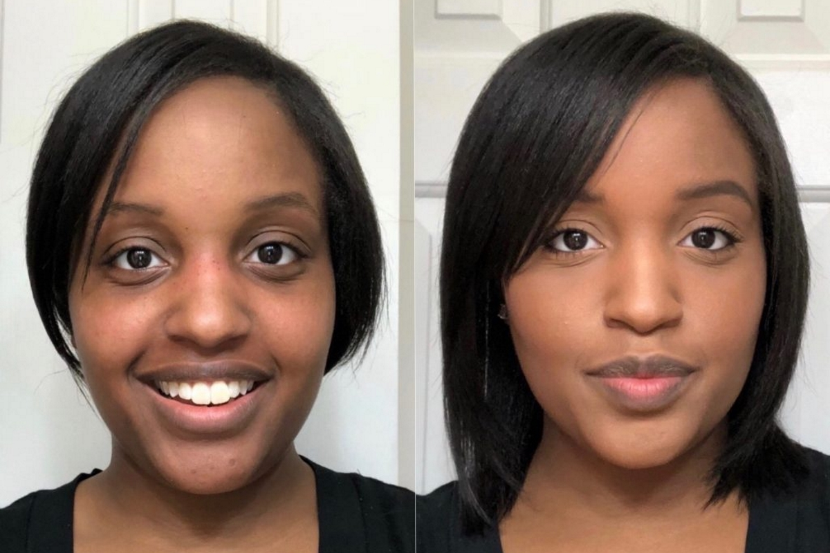 Taniya Perry Before After easy makeover