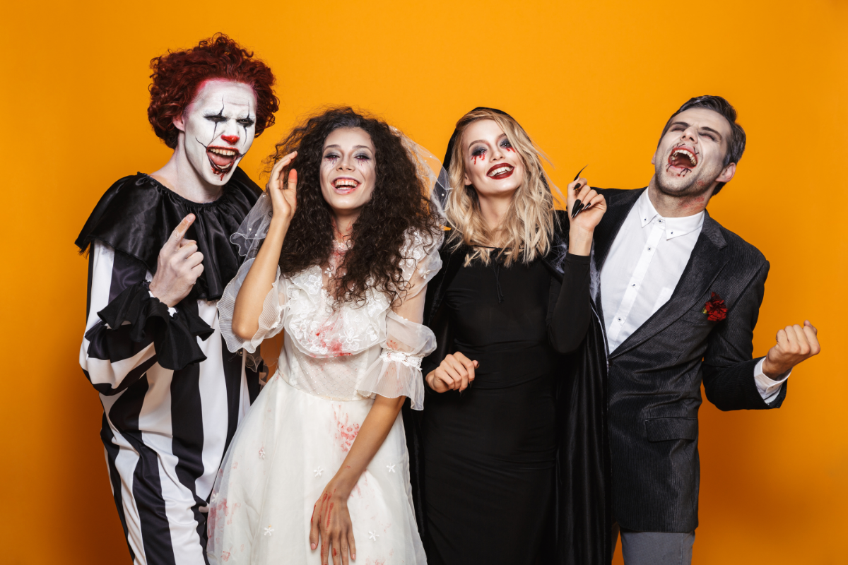halloween costumes for adults scary