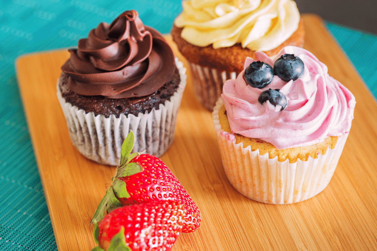 healthy cupcakes and frosting ideas