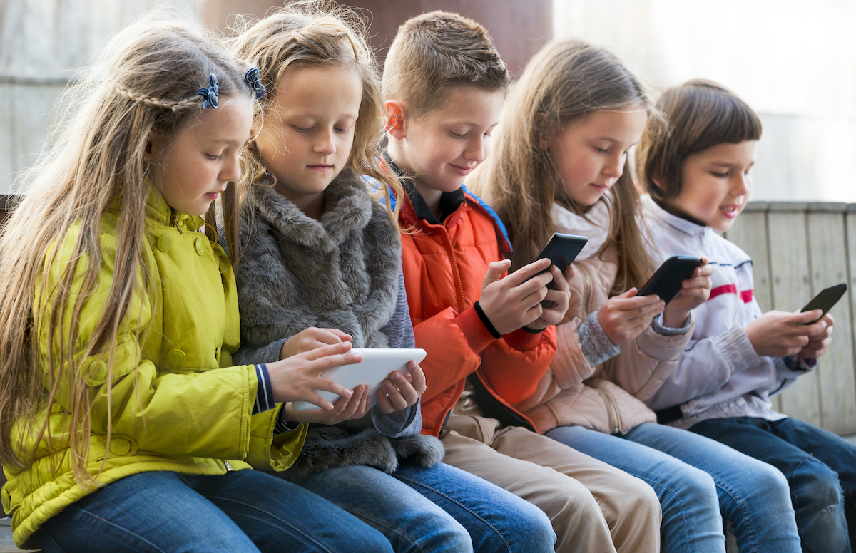 Does my child have a screen addiction?