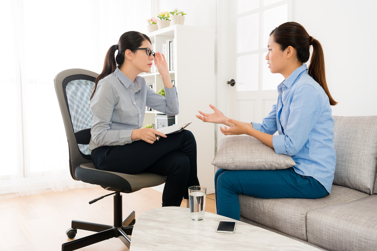 When should I seek therapy?