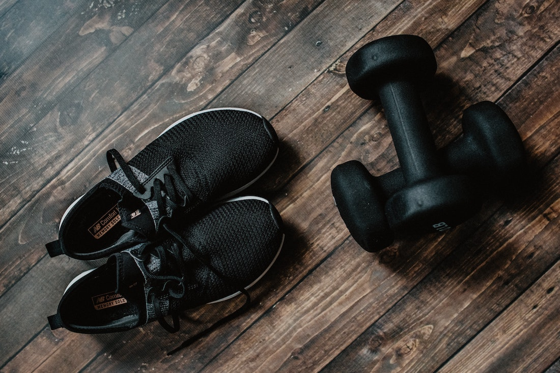 Home Workout to stay fit