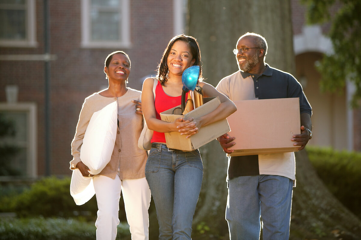 tips for parents with kid going to collegeg