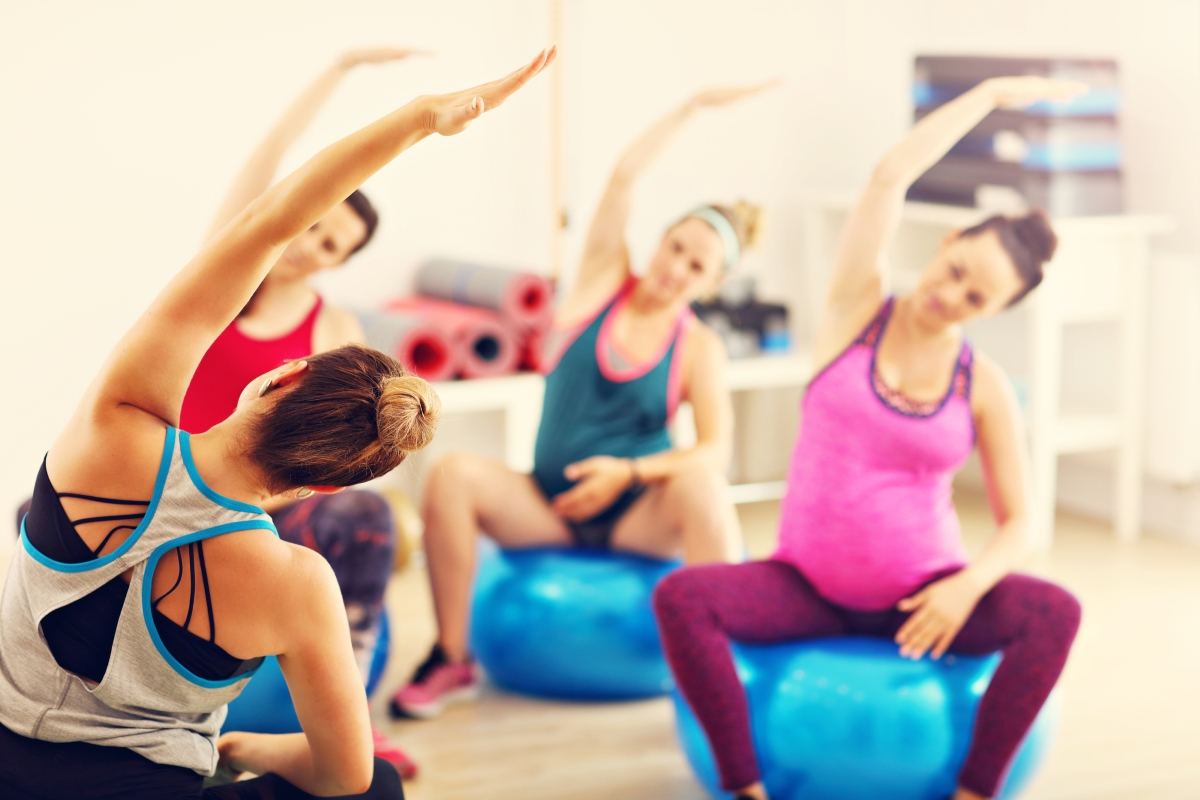 Sports During Pregnancy - How To Keep Fit