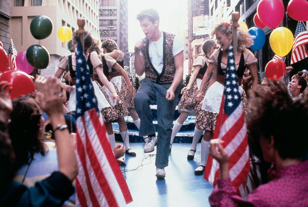 Spring movies Ferris Bueller's Day Off