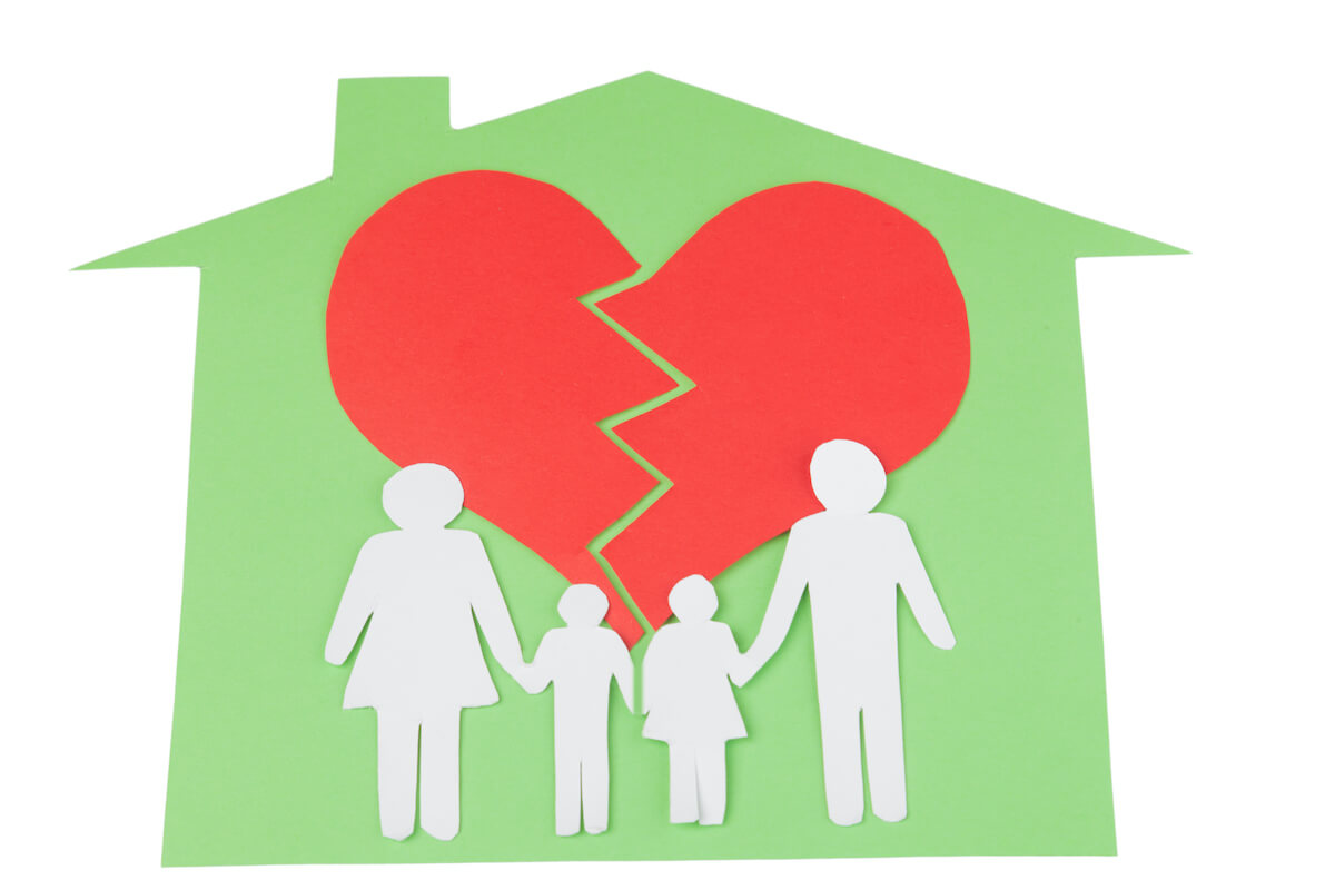 divorce effects family