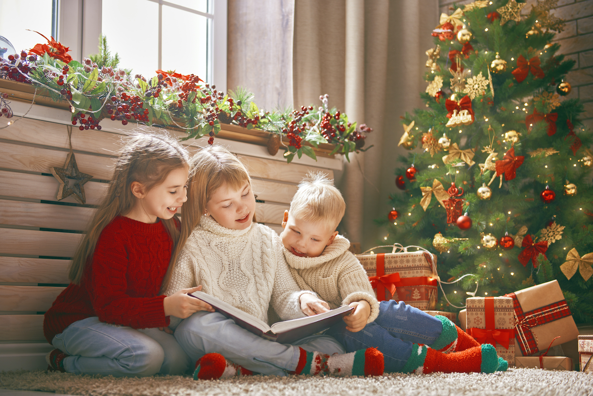 best Advent books to read aloud