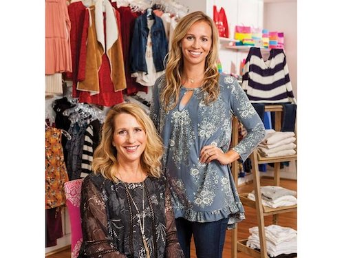 the carousel boutique family business