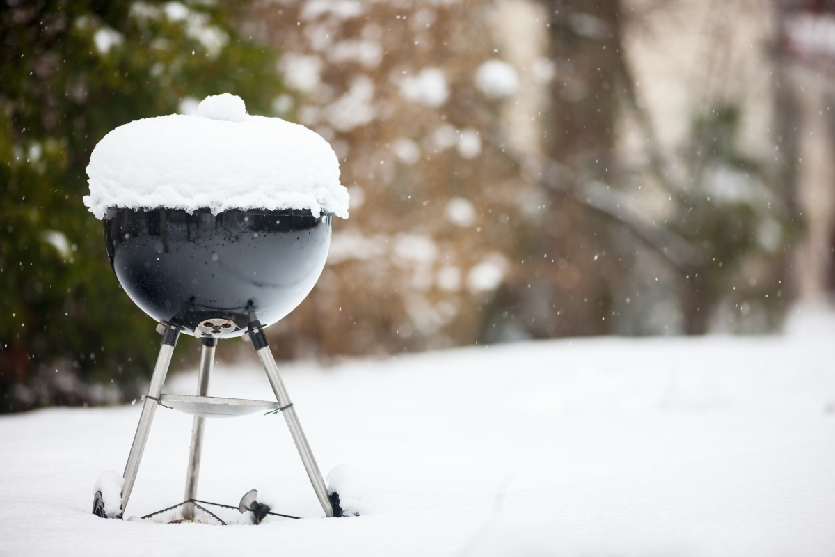 recipes for winter barbecuing