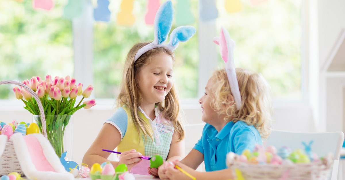 Easy easter crafts and decoration