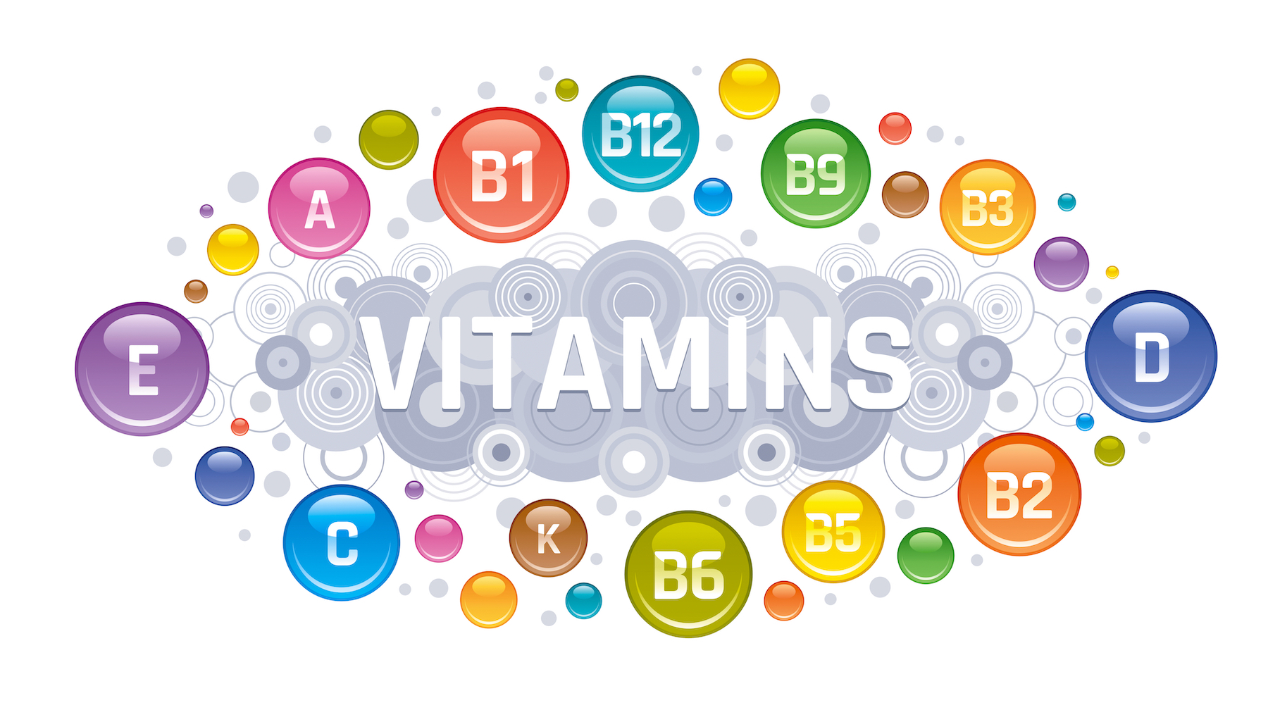 important vitamins for us