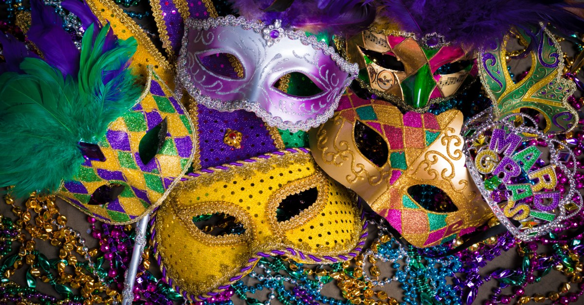 Mardi Gras parade and celebrations