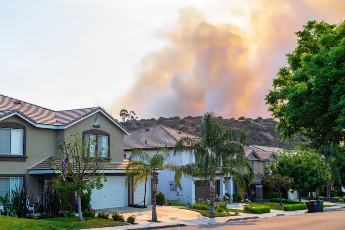 wildfire safety tips houses