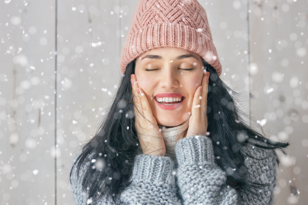 how do you have great winter skin? winter skincare