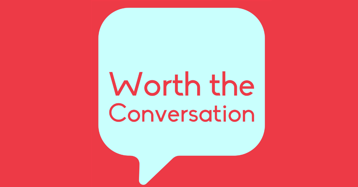 Worth the Conversation Logo- preventing sexual abuse in kids with special needs.