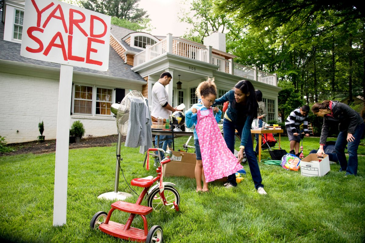 Tips for Yard Sales